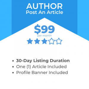 Author Listing Package